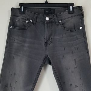 Pacsun skinniest ripped jeans size 30x30
